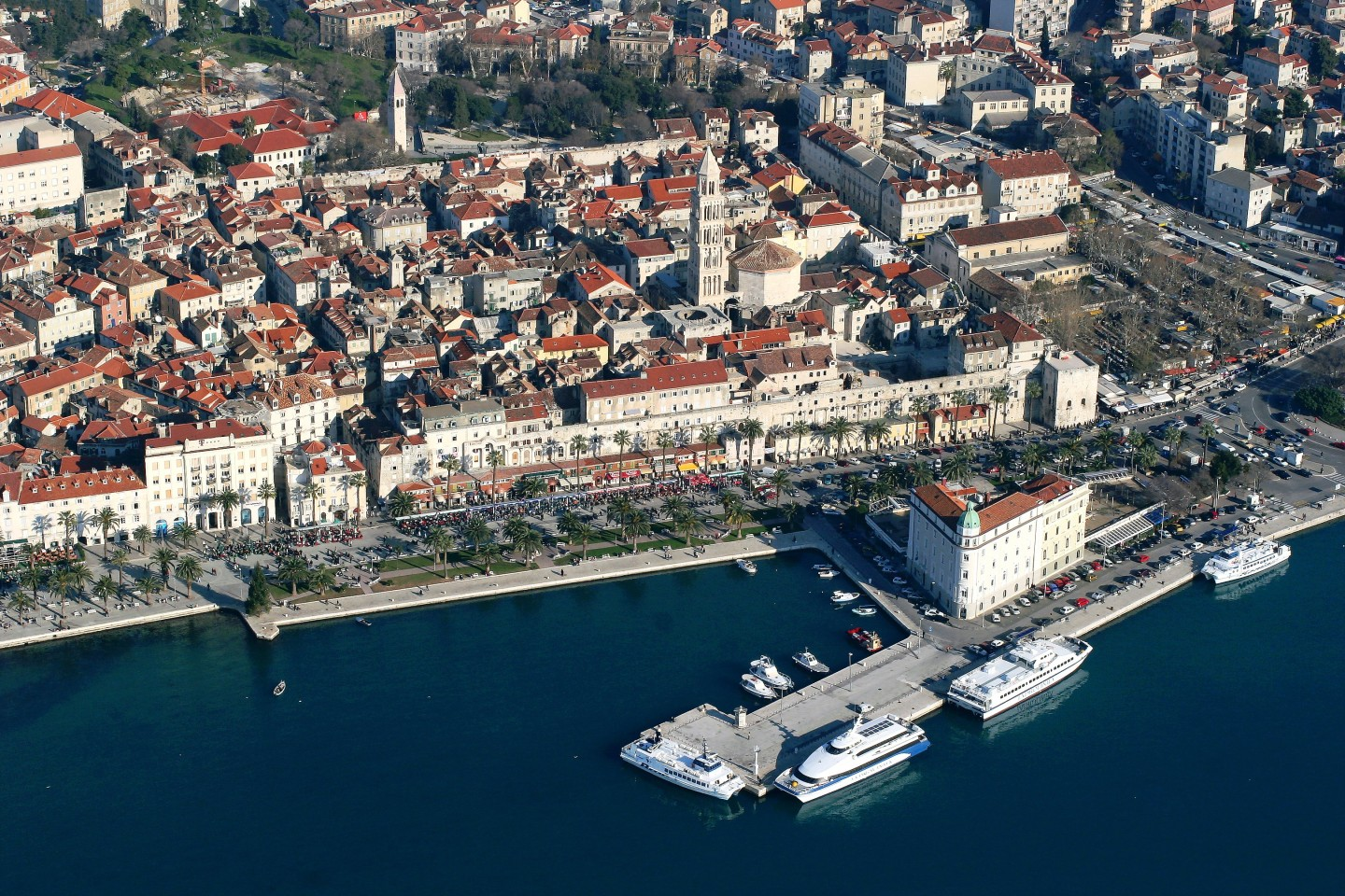 Croatia Villa Rental in Split city centre