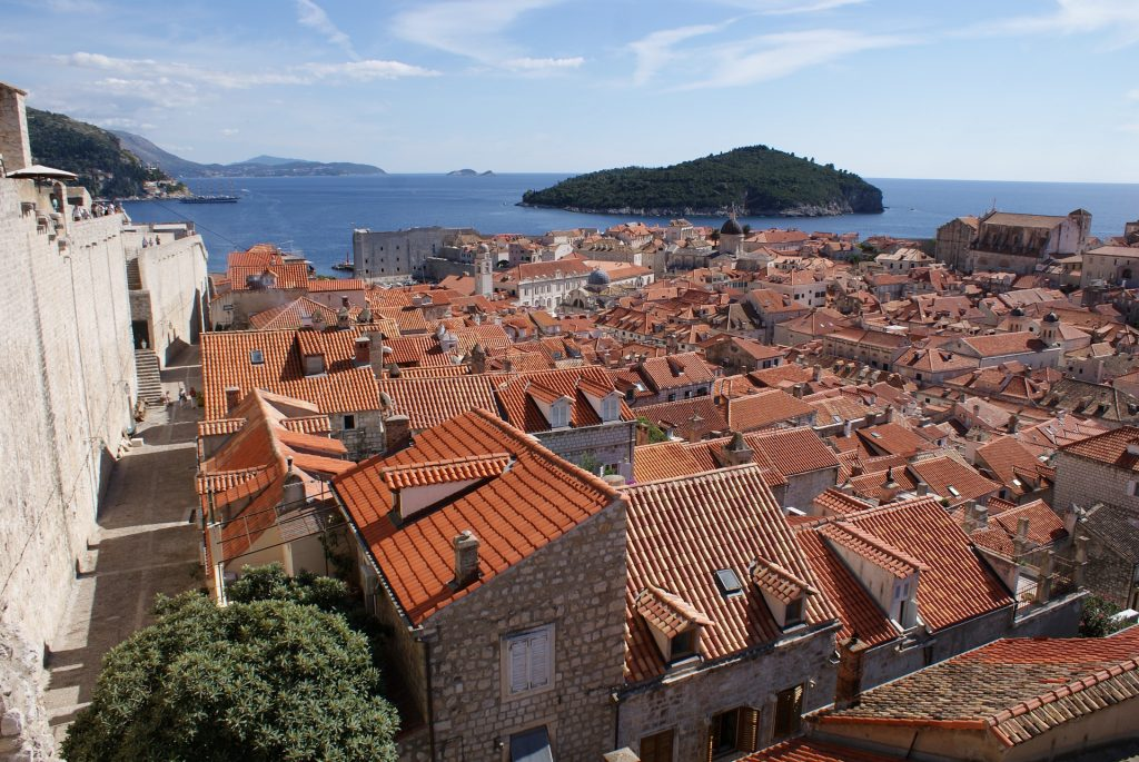 Luxury Holidays to Croatia in Dubrovnik city centre