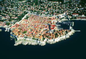 Beautiful Dubrovnik overview - luxury holidays to Dubrovnik