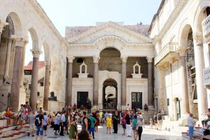Diocletian Palace - Built For Roman Emperor Diocletian