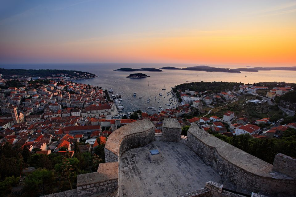 Croatia Travel Blog - Hvar Fortress