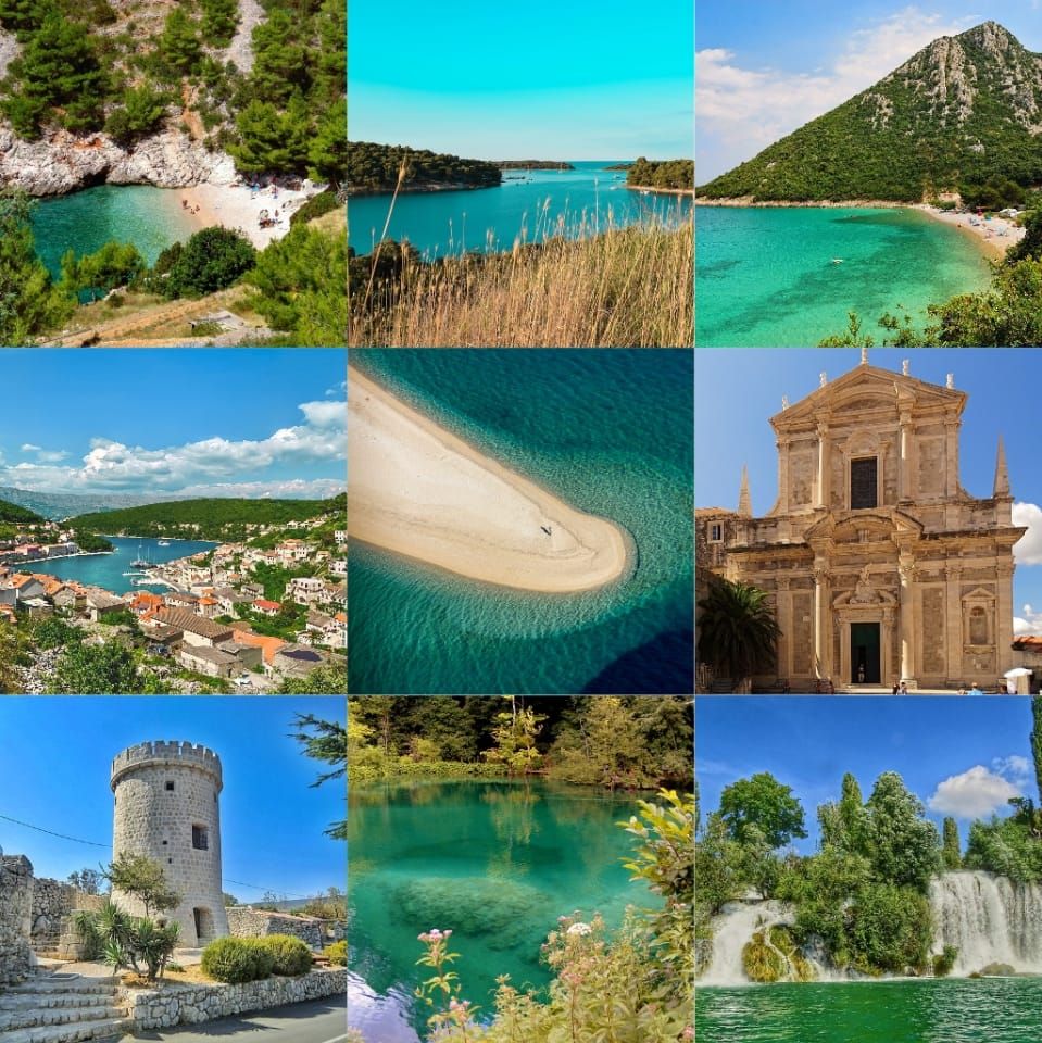 croatia sites to visit