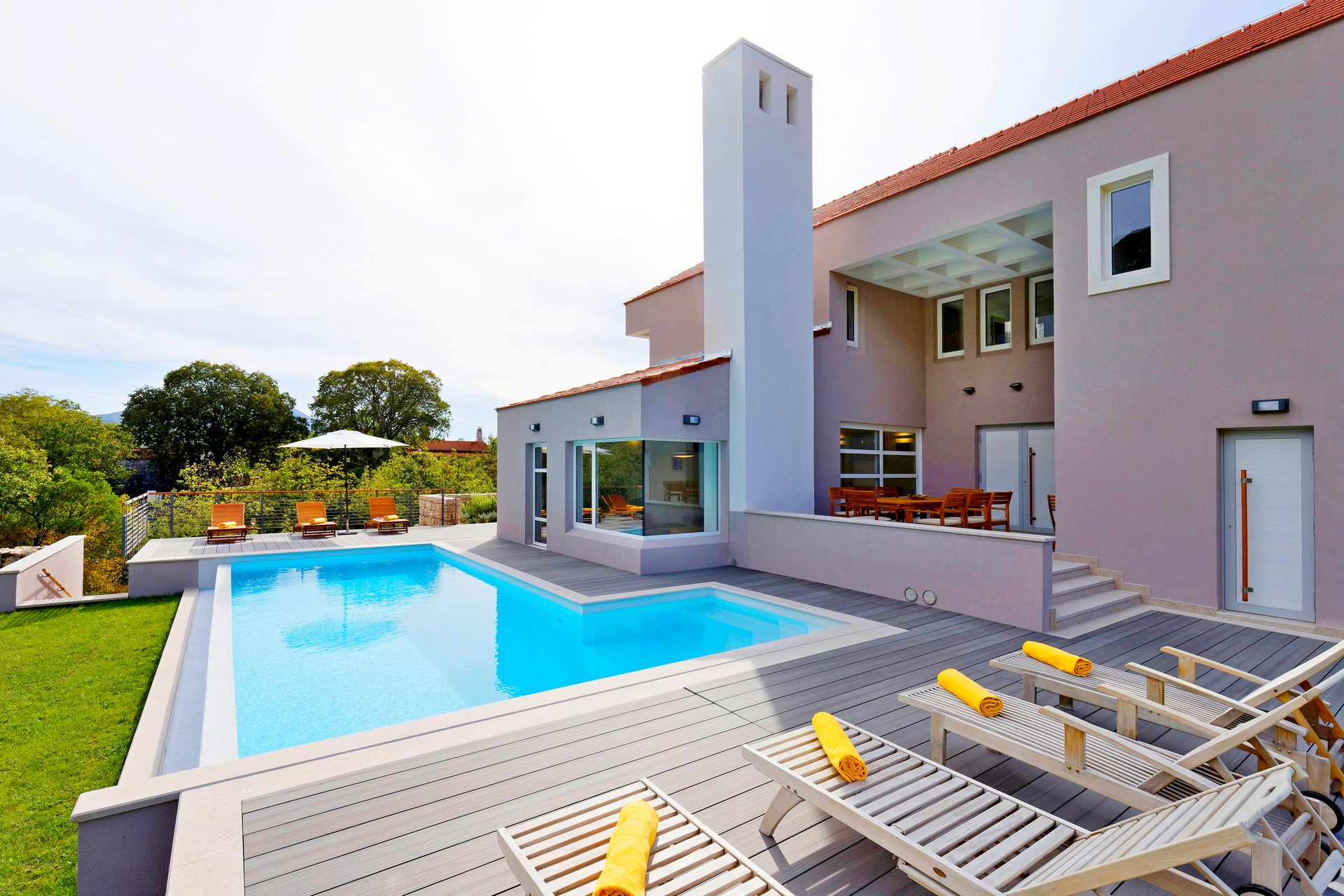 Orvas classic villas with pools